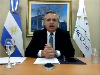 """Alberto Fernández: """"Somos hoy el continente más desigual"""""""