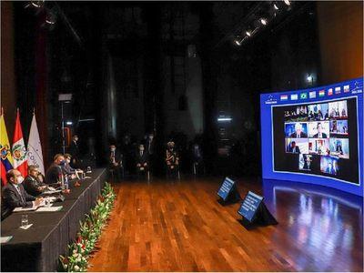 Mercosur: Coinciden en política regional en respuesta al Covid-19