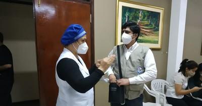 Son dos los internados por coronavirus en terapia intensiva en Hospital de Ciudad del Este