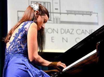 Chiara D'Odorico recibe una nominación al Premio Gardel