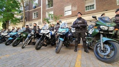 """Argentina: Crean fuerza policial para combatir asaltos urbanos y los denominan """"Linces"""""""