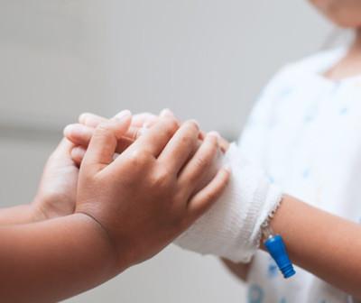 Niño de 5 años falleció tras sufrir graves quemaduras en el cuerpo