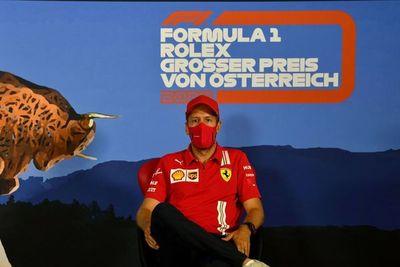 Vettel dice que Ferrari decidió la ruptura