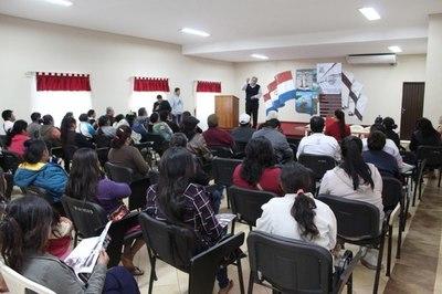 Programa Tenonderã beneficiará a 45 personas en Hernandarias
