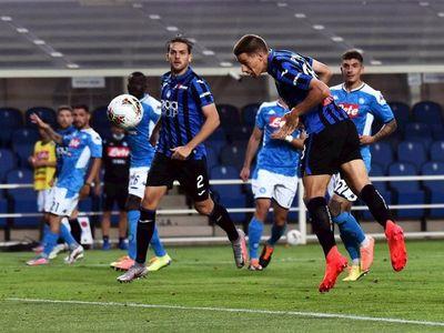 Un Atalanta intratable pone fin al sueño del Napoli de meterse en Champions