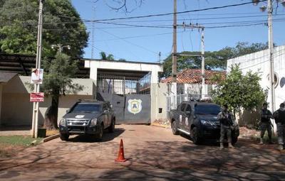 Interno del penal de Ciudad del Este entró a terapia intensiva