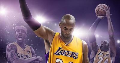 Kobe Bryant protagonizará la portada del NBA 2k21