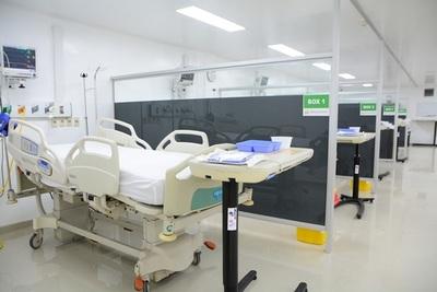 Alto Paraná suma ocho nuevas camas de terapia intensiva