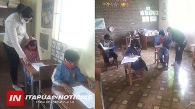 EDUCACIÓN INDÍGENA SIN POSIBILIDAD DE ADECUARSE A LAS CLASES VIRTUALES