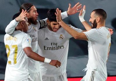 Real Madrid se aleja cada vez más