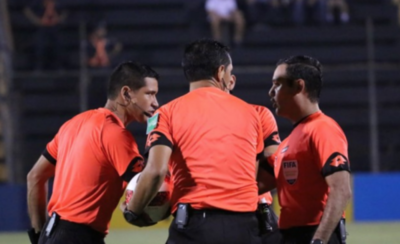 HOY / APF designa a los árbitros para los juegos amistosos previos al torneo