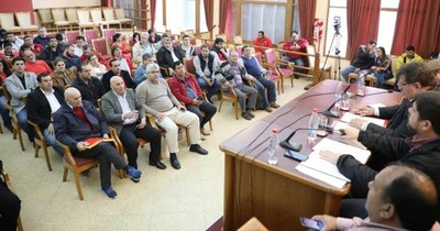 Seccionaleros piden unidad colorada para respaldar a Abdo en la lucha contra el COVID-19