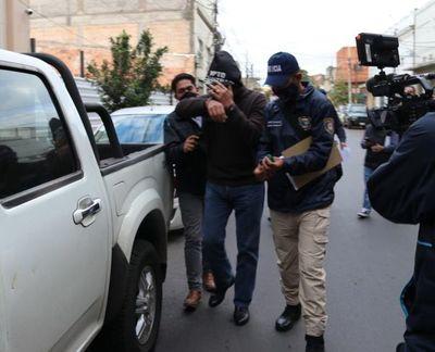 Imputan a exdirector de Tacumbú y piden su prisión preventiva