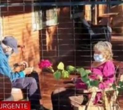 Abuelita de 92 años da positivo al coronavirus