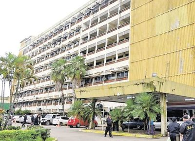 Más niños enfermos en los hospitales del IPS