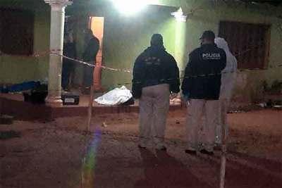Crimen atroz: Policía mata a cinco miembros de su familia