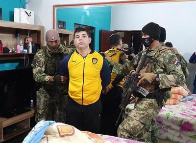 Desmantelan red de tráfico de drogas comandada por líder de la Barra de Luque • Luque Noticias