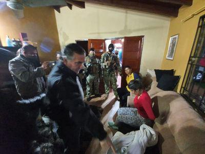 Operación Juego Sucio: Desbaratan la mayor red de distribución de cocaína en Central
