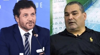 HOY / Hay fechas para el juicio entre Alejandro Domínguez y José Luis Chilavert