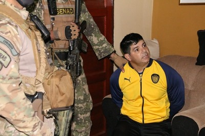 SENAD desbarata red que distribuía 300 mil dosis de cocaína en Central