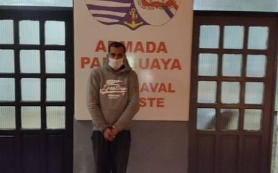 Armada Paraguaya detiene a brasileño  cuando ingresaba al país de forma ilegal – Diario TNPRESS