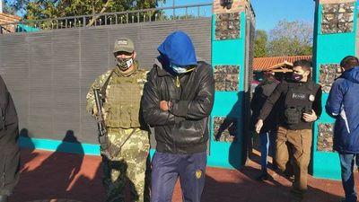Operativo contra tráfico de cocaína: hay 15 detenidos, entre ellos un hurrero de González Daher