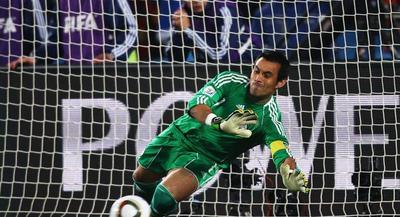 """Justo Villar: """"Jugamos nuestro mejor partido"""""""