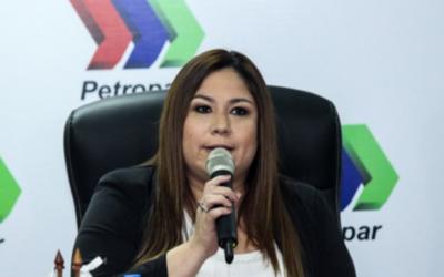 HOY / Caso Petropar: Fijan audiencia de imposición de medidas para Patricia Samudio
