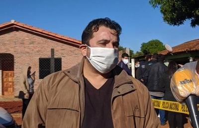 HOY / Médico forense Héctor Meza, interviniente en el caso del múltiple homicidio en Capiatá