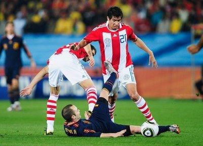 El campeón del mundo que recordó lo duro que fue jugar contra Paraguay