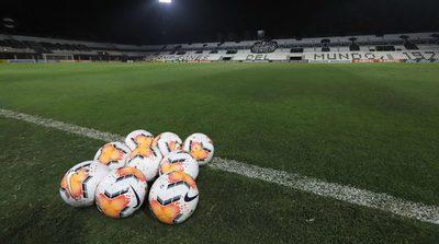 ¡Vuelve el fútbol! APF programó dos fechas para el reinicio del Apertura