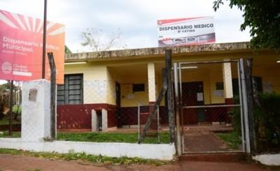 Dispensarios del mercado y Bo. Fátima volverán a reactivarse