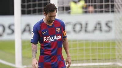 Messi decidió frenar la renovación con el Barcelona