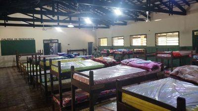 El domingo llegarán primeros compatriotas a albergue de Curuguaty