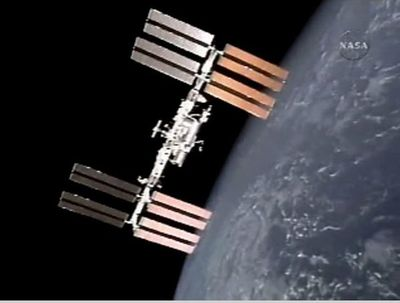 EEI evita colisión con basura  espacial