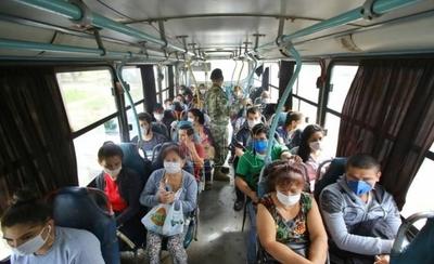 HOY / Viceministerio de Transporte anuncia controles aleatorios a colectivos