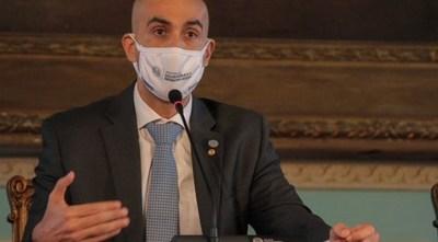 Salud es la institución con mayor transparencia, afirma Mazzoleni