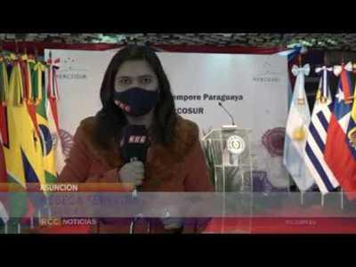 ATÍPICO ENCUENTRO EN CUMBRE DEL MERCOSUR – PALABRAS DE MARIO ABDO BENÍTEZ PRESIDENTE DE PARAGUAY