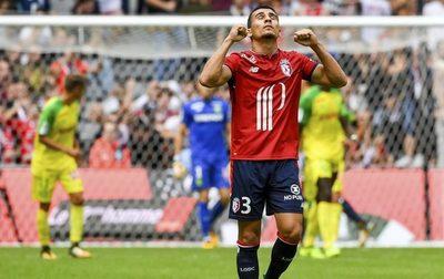 Junior Alonso y su agradecimiento al Lille de Francia
