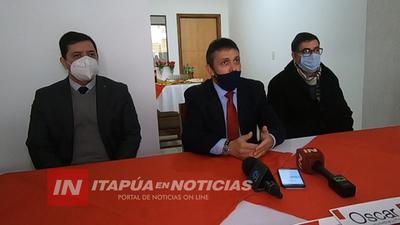 ABOGADOS SE UNEN AL PROYECTO DE OSCAR PACIELLO AL CONSEJO DE LA MAGISTRATURA