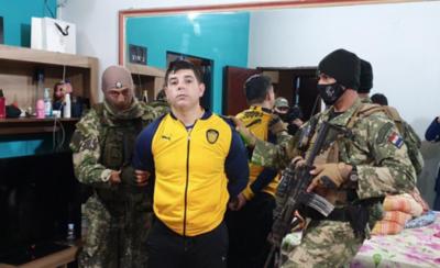 HOY / Deslindan responsabilidad en torno a la detención de José Balboa