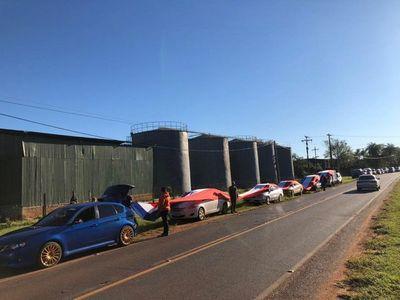 Segunda caravana en Ybycuí contra supuesta corrupción municipal