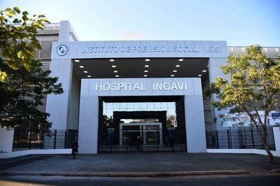 Paciente con Covid-19 positivo dio a luz en Hospital Ingavi