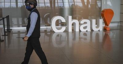 Uruguay alista su aeropuerto