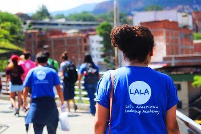 Sé parte del encuentro de líderes de Latinoamérica