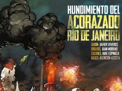 La historia paraguaya despierta mucha pasión en la historieta
