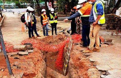 Conforman un equipo para intervenir en hallazgo arqueológico en el Puerto