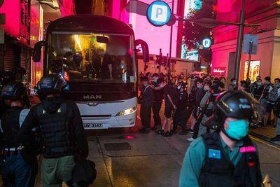 Régimen chino refuerza su control sobre Hong Kong