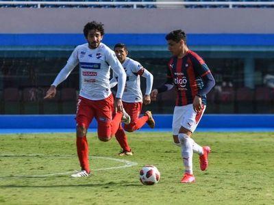 Cerro Porteño igualó en el primer amistoso previo al Apertura