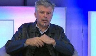Giuzzio asegura que identificaron a políticos ligados al narcotráfico